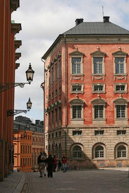 Stockholm, Sweden CLICK BELOW to discover the magic of SCANDINAVIA & RUSSIA: www.spectrumholidays.com.au #scandinavia #russia
