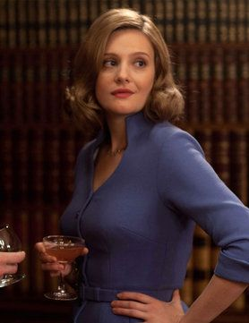 romola garai. A fantastic actress. Love her. From: Every period drama on the BBC