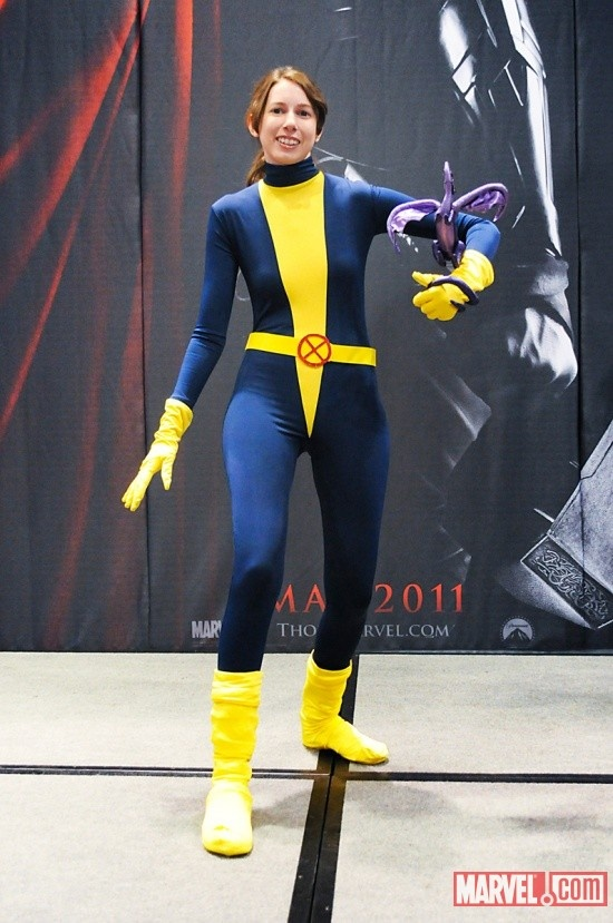 kitty pryde cosplay   ...
