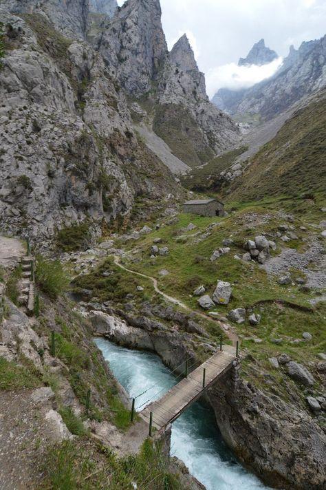 Ruta del Cares. León y Asturias
