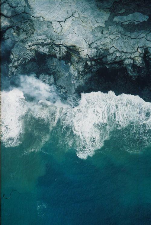 #shore #sea #ocean #water #aqua #brine #blue #darkblue #natura #photo