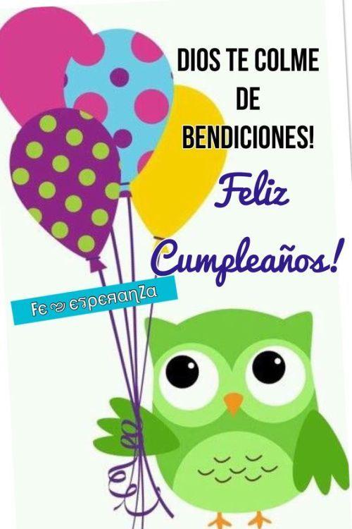 Mensajes De Cumpleaños  http://enviarpostales.net/imagenes/mensajes-de-cumpleanos-204/ #felizcumple #feliz #cumple feliz #cumpleaños #felicidades hoy es tu dia