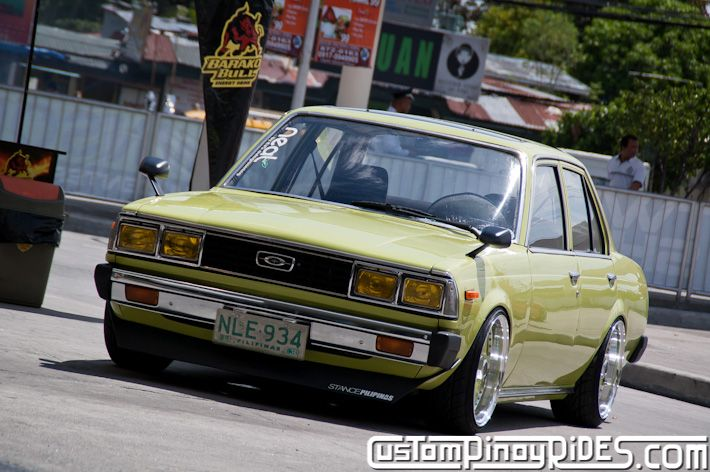 Kristoffer Bing Goce The Grinch Old School Toyota Corona KVG Auto Grooming Custom Pinoy Rides Car Photography pic2