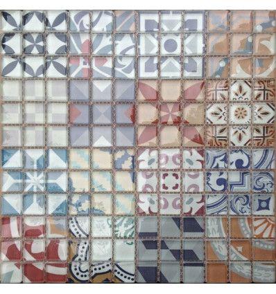 Стеклянная мозаика Marrakesh 2