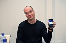 Andy Rubin steps down as head of Android at Google, will be succeeded by Chrome OS boss