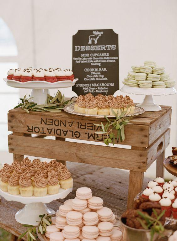 The 25 best wedding dessert tables ideas on pinterest sweet bar the 25 best wedding dessert tables ideas on pinterest sweet bar wedding desserts and rustic wedding desserts junglespirit Choice Image