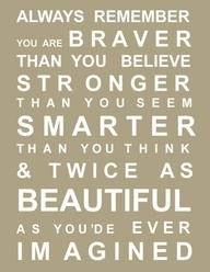 always rememberEncouragement, Remember This, Inspiration, Quotes, Beautiful, Daughters, Living, Robert Frostings, Christopher Robin