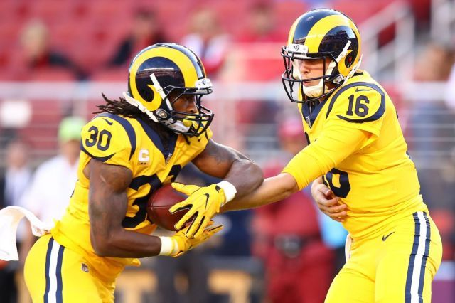 The Rams offense was a joy to watch against the 49ers