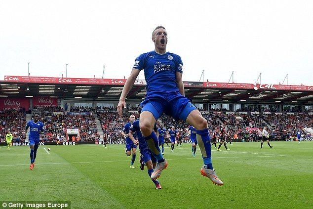 Jamie Vardy // Leicester City