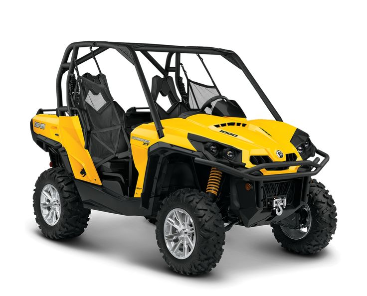 Best Side By Side >> Best Side By Side Rec Utility Vehicle Can Am Commander Can Am