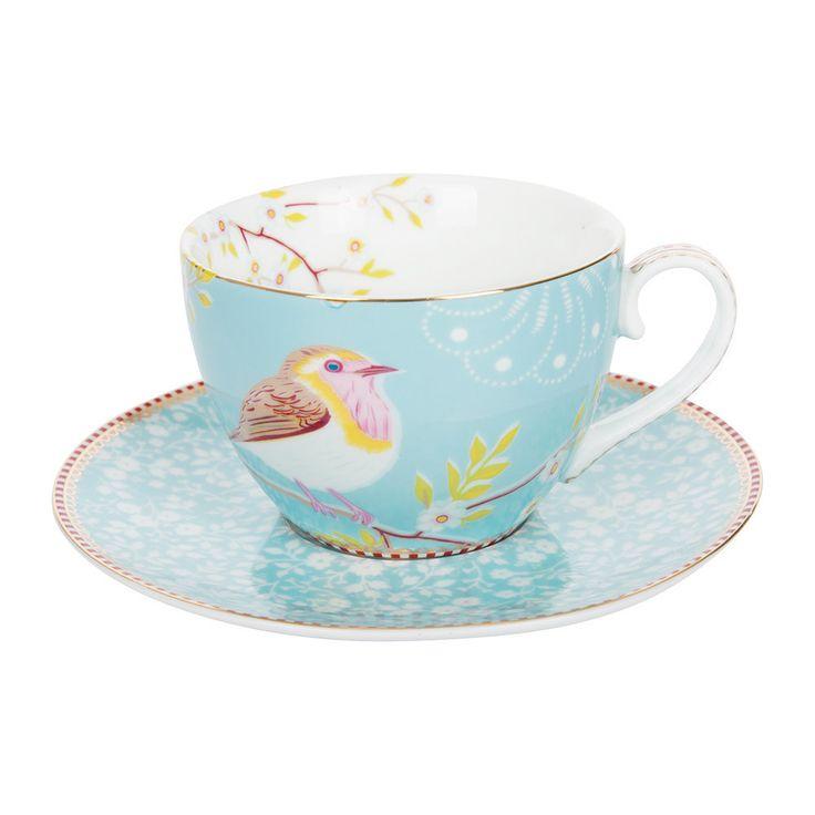 Discover the Pip Studio Early Bird Cappuccino Cup
