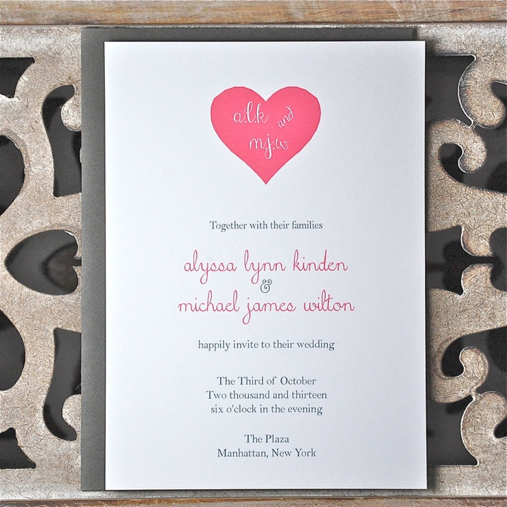 wedding invitation rsvp what does m mean%0A etsy heart wedding invitation