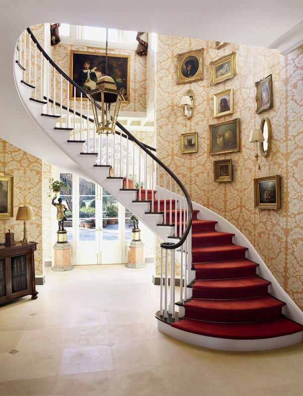 303 best images about grand staircases & entrances on pinterest ...