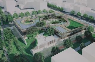 Découvrez le futur éco-quartier de Bordeaux Lac 1