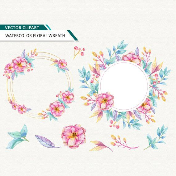 12++ Commercial use watercolor clipart information