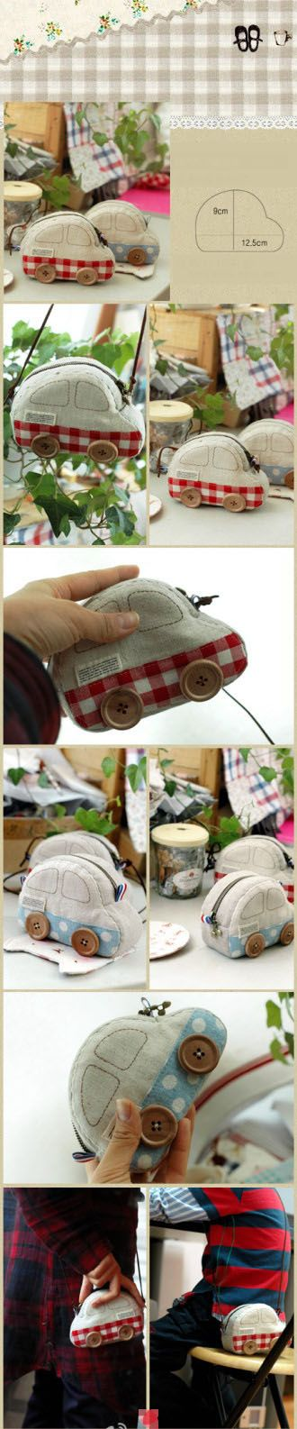 Car Pouch way cute, too bad my boys are too old for this. . . but I know some…