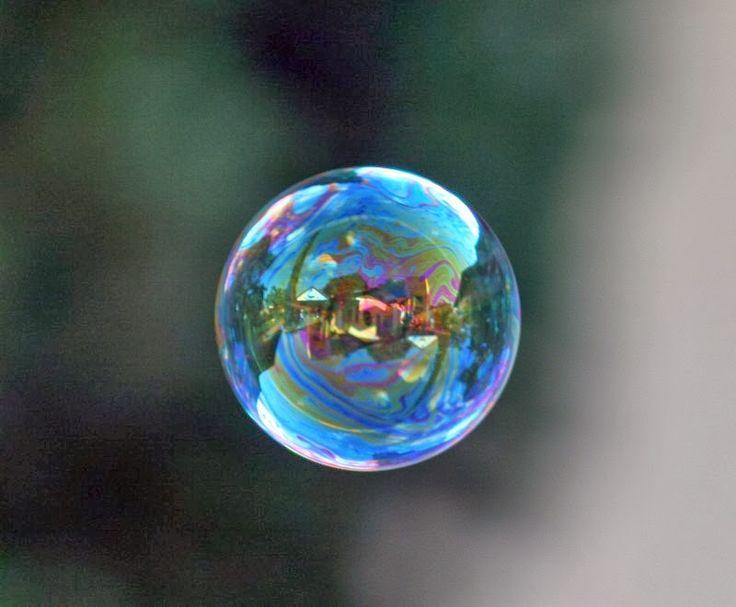 bolha de sabão | Mero Esmero: :Sobre Leveza I - Bolhas de Sabão