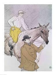 toulouse lautrec horse racing - Google Search