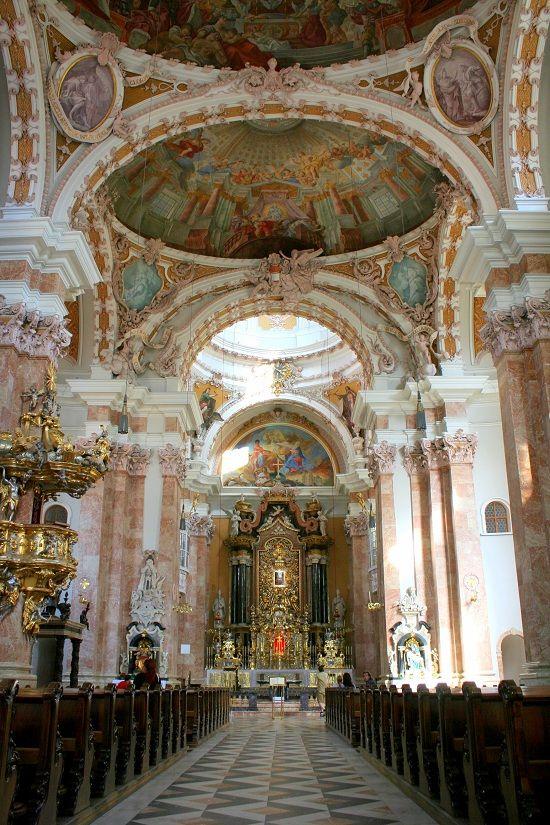 church, Innsbruck, Austria
