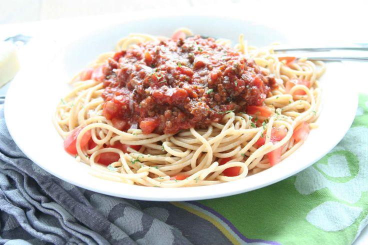 Spaghetti Bolognese - Jamie Oliver