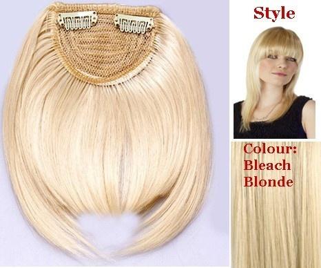 613# Αφέλειες σε ξανθό ανοιχτό πλατινέ www.e-hair.gr