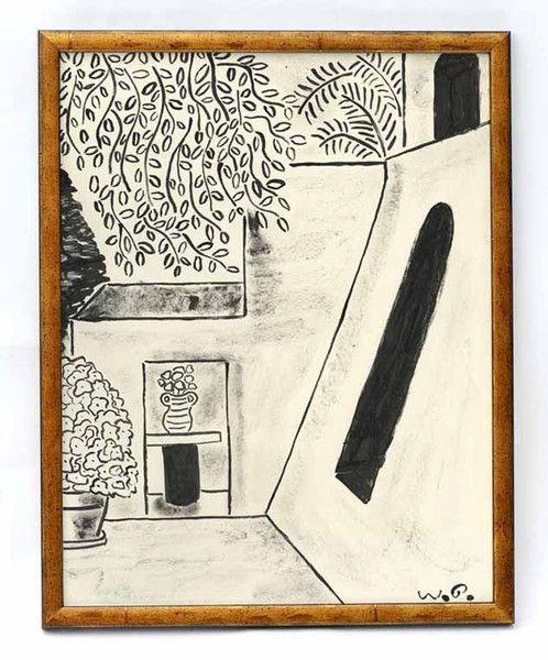 Artist Spotlight Series: Wayne Pate   The English Room
