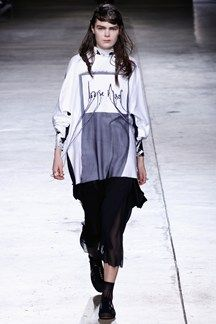 Fashion East - Louise Alsop  Autumn/Winter 2014-15 Ready-To-Wear