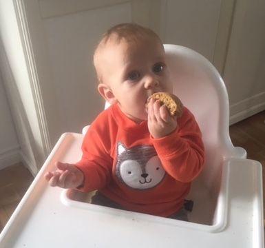 Biscotti for Caleb