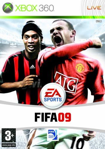 FIFA 09 >>> Continue to the product at the image link. Note:It is Affiliate Link to Amazon.