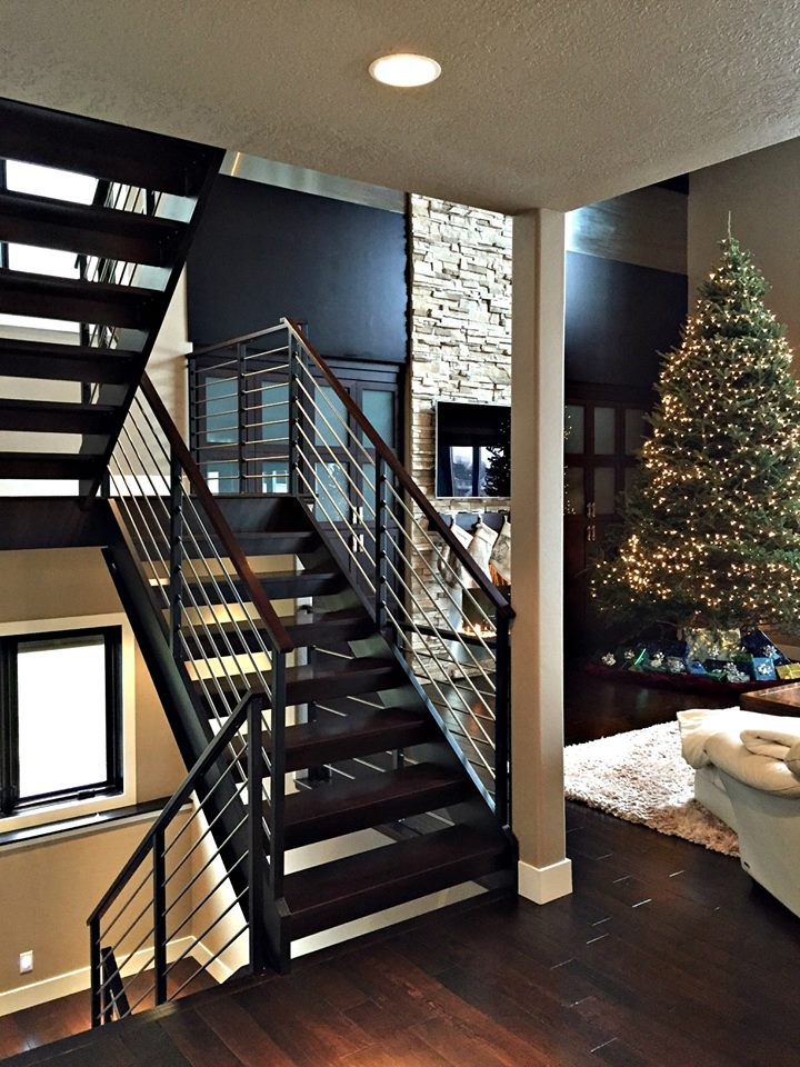 74 best custom railings images on pinterest railings timeline we had the opportunity to stop in at a clients house that we did work in a while back we never got good pics of the space so it was fun to sciox Images
