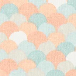 Tela de algodón Ecalo – verde menta