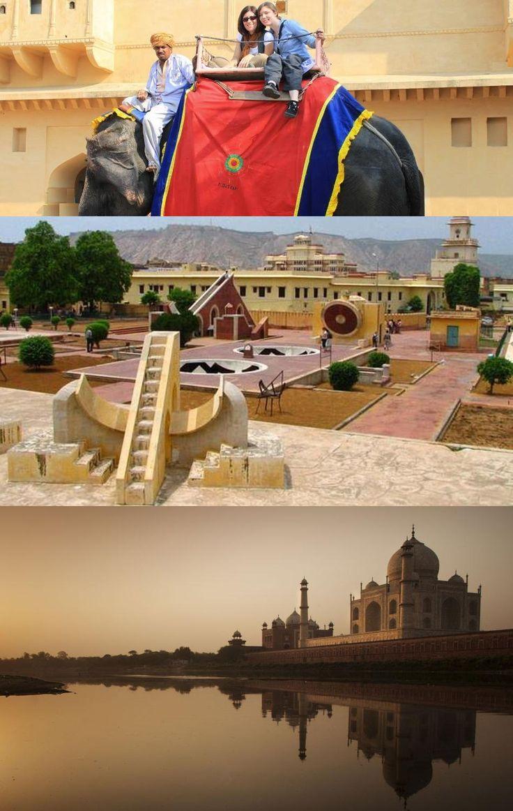 Delhi - Agra - Jaipur - Delhi Golden Triangle Tour - Duration 4 N/ 5D – Private Tours in India -  http://daytourtajmahal.in/delhi-agra-jaipur-delhi-4n5d-golden-triangle-tour