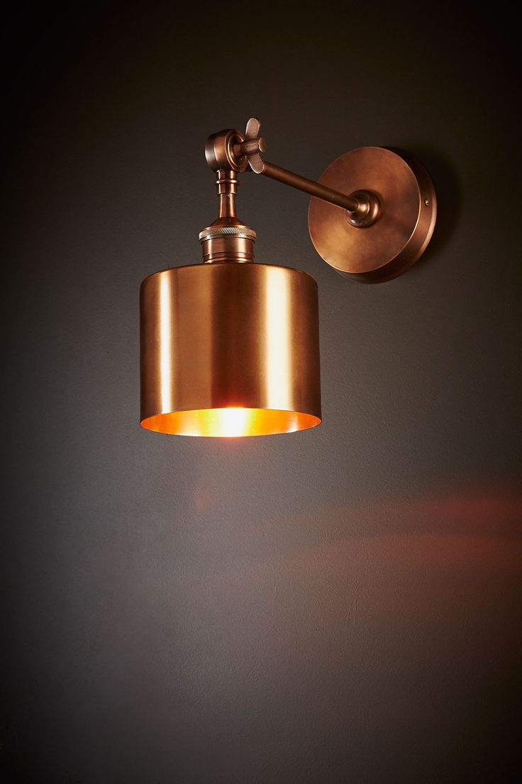 1000 images about wall lamps on pinterest copper vienna and zurich. Black Bedroom Furniture Sets. Home Design Ideas