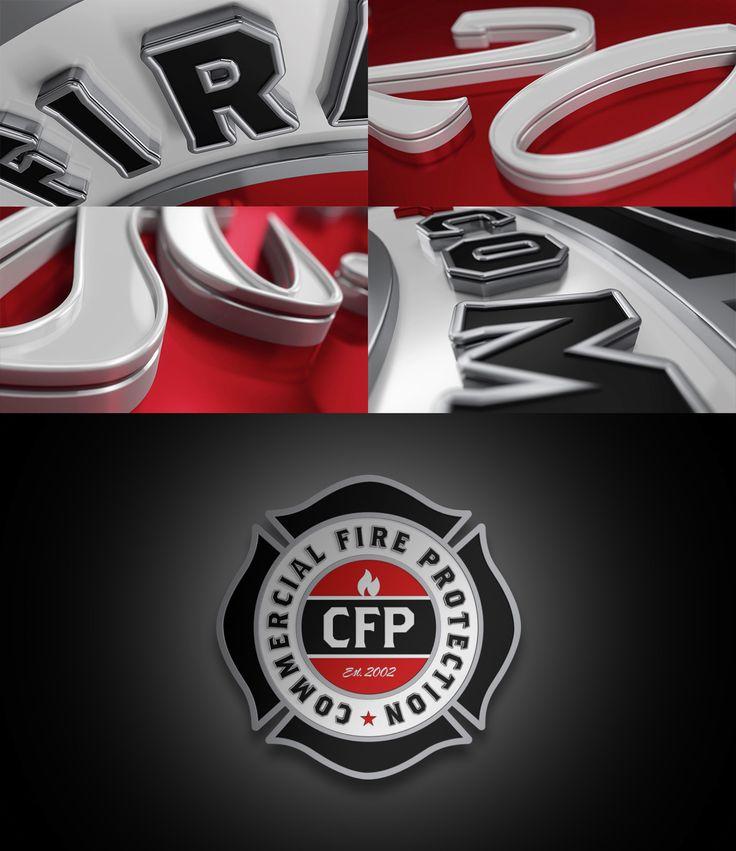 CFP Rebranding on Behance Rebranding, Visual identity