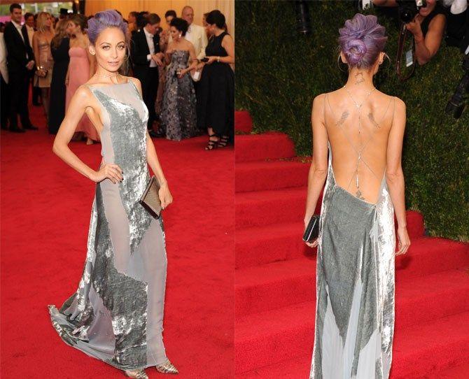 The Met Gala 2014 - Nicole Richie #2014MetGala