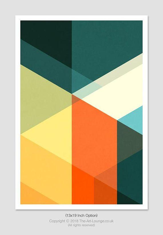 Abstract Geometric Art Designs