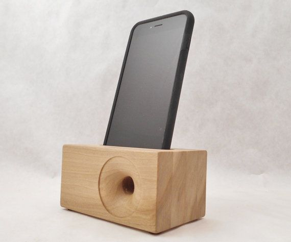 SALE Acoustic iPhone Speaker for iPhone 6 and by SpeakerBlock