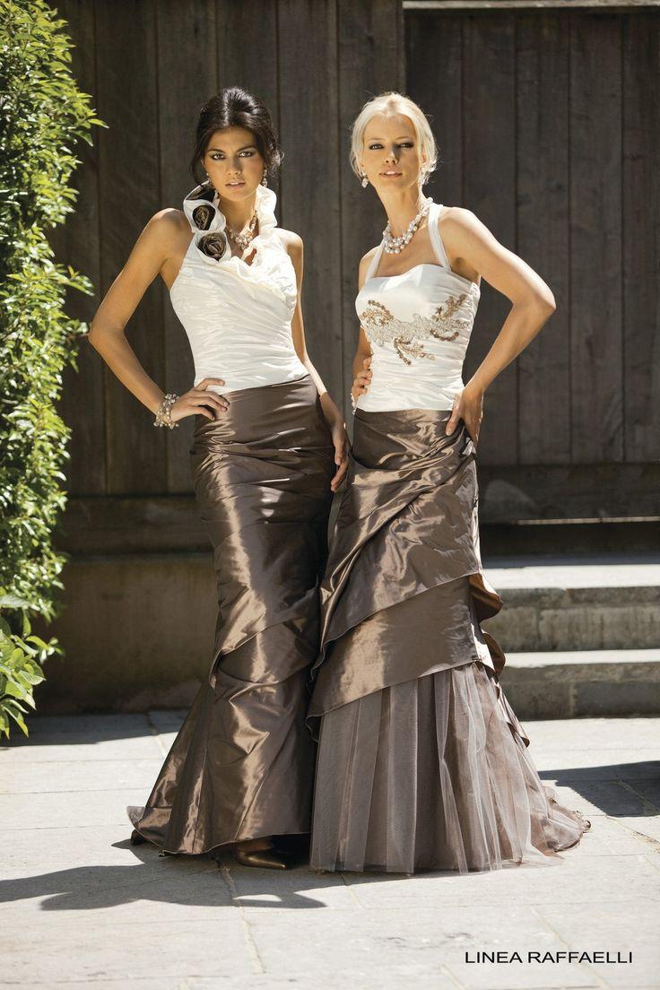 883 - Gekleurde bruidsmode - Bruidscollecties - Bruidshuis Diana