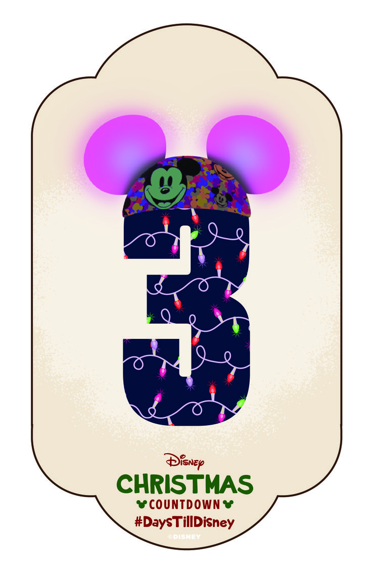14 best disney countdown images on pinterest disney for Make your own christmas countdown calendar