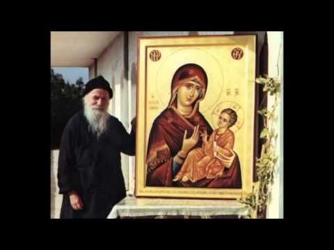 Pray 100 Jesus prayers with elder Porphyrios - YouTube