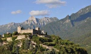 Il Castello di Breno a Breno, Valle Camonica - Itinerari Brescia