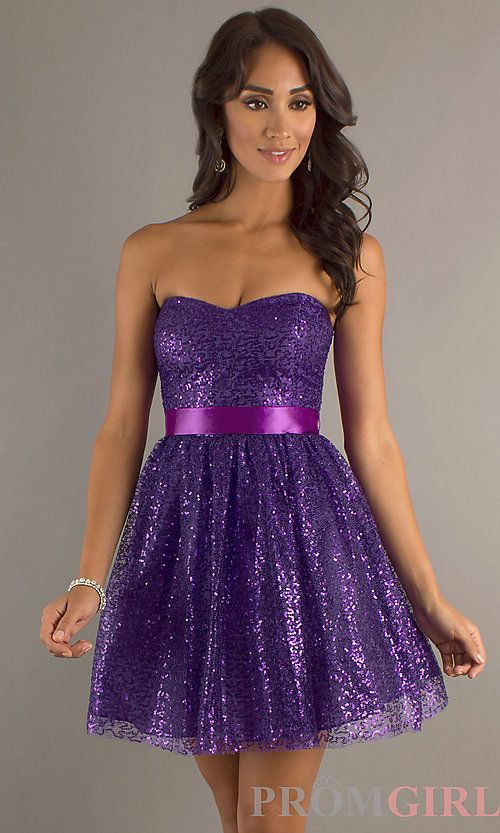 17 Best ideas about Purple Sequin Dress on Pinterest | Pretty ...