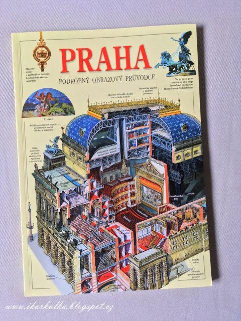 iKarkulka: Praha v knihách a hrách
