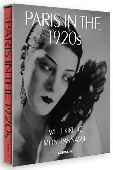 Books: Paris In The With Kiki De Montparnasse