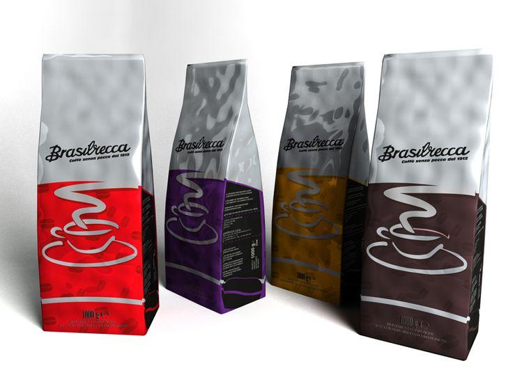 Brasilrecca » Proposal Coffee pack - packaging