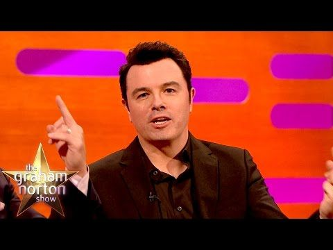 The Graham Norton Show: Seth MacFarlane And Mark Wahlberg Sing The Thunder Buddy Song