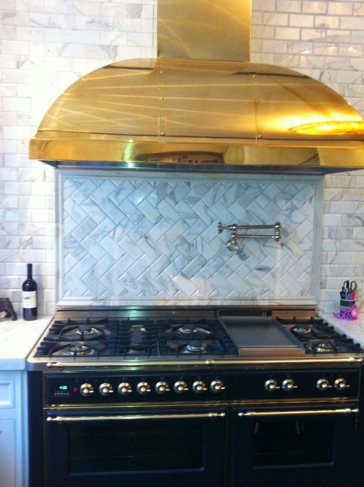 17 Best Images About Kitchen Brass Hoods On Pinterest Wall Mount Halogen Lamp And Stainless Steel