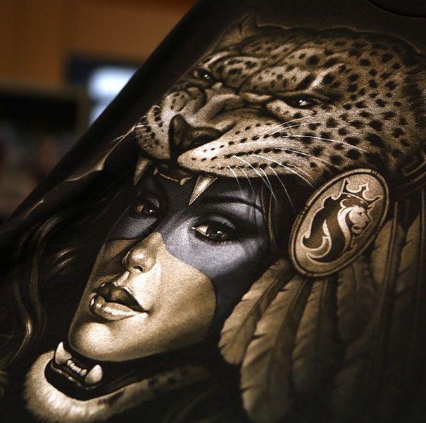 9 best aztec jaguar warrior jaguar warriors images on for Jaguar warrior tattoo