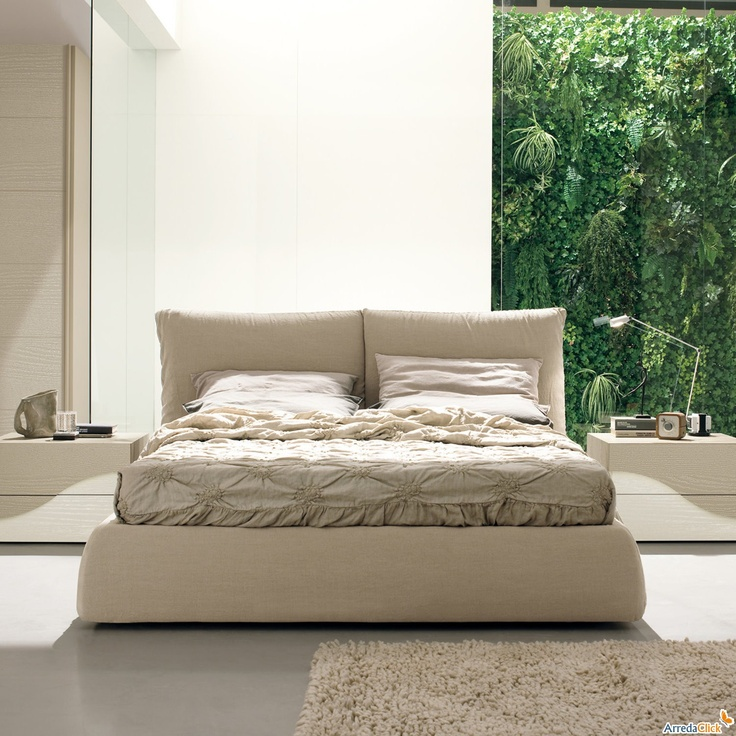 23 best wohnung_bett images on Pinterest   Bed, 3/4 beds ...