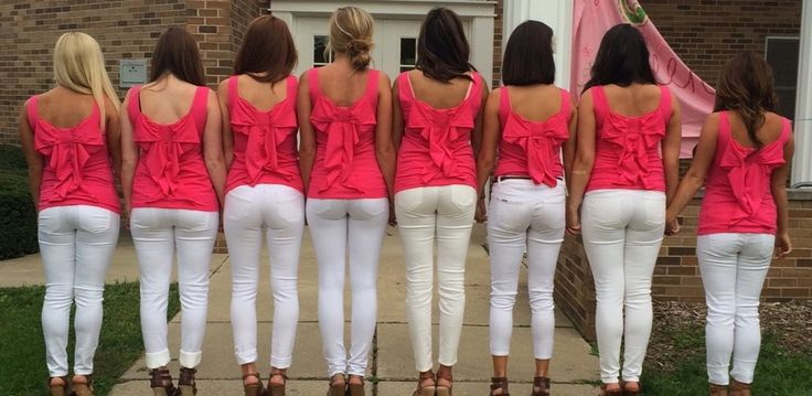Cute, stylish, trendy and fun! Stand out this year at your sorority recruitment with Revelry's unique recruitment outfits. Greek life has never looked so good! http://greek.shoprevelry.com/custom-sorority-recruitment-dresses/